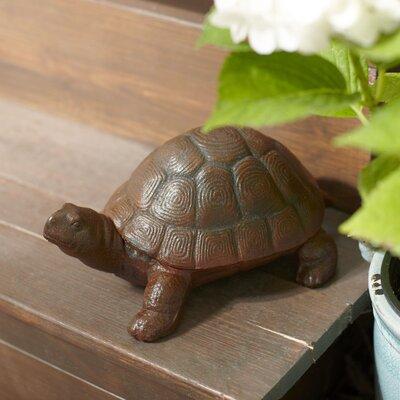 Iron Tortoise Figurine