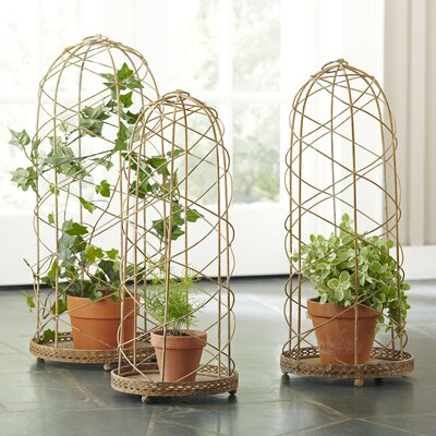 Freesia Wire Cloches
