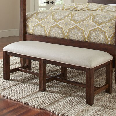 Schaffer Upholstered Bench