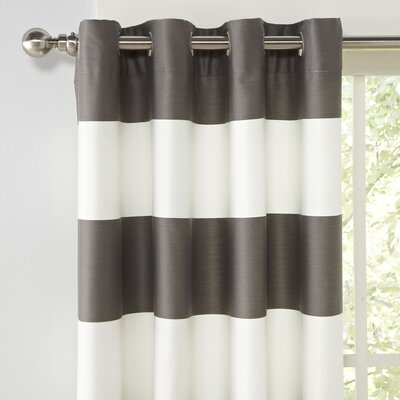 Waterbury Room-Darkening Striped Curtains