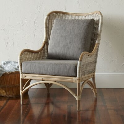 Broussard Rattan Arm Chair