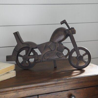 Motorcycle Figurine