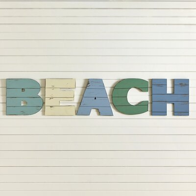 Beach 5 Piece Wall Decor Set (Set of 5)