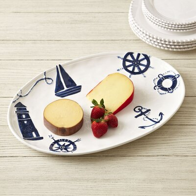 Cohasset Oval Serving Platter