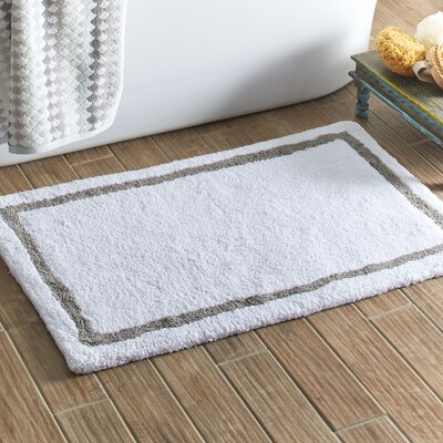 Bessemer Bath Mat Color: Alloy
