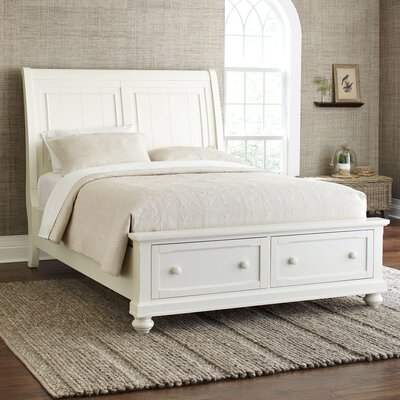 Galloway Storage Bed Size: King