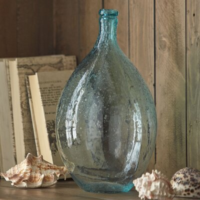 Washburn Glass Bottle