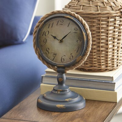 Hensley Table Clock