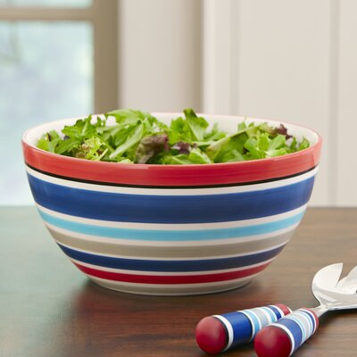 Beachwood Serving Bowl