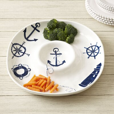 Cohasset Chip and Dip Platter