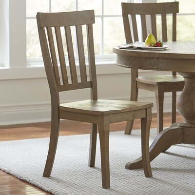 Seneca Solid Wood Dining Chair (Set of 2)