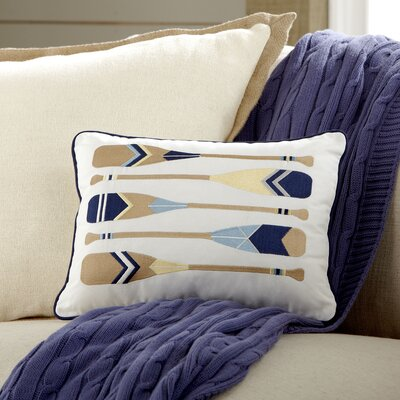 Oars Pillow Cover