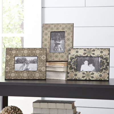 Torell 3 Piece Picture Frame Set (Set of 3)