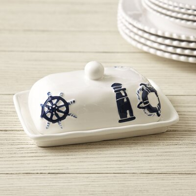 Cohasset Butter Dish