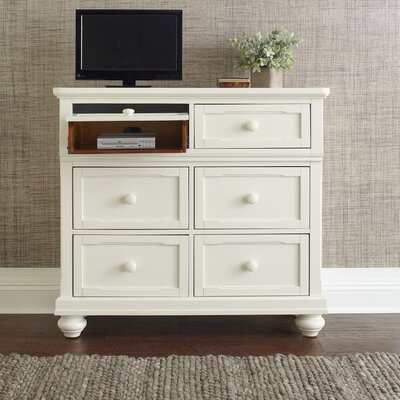 Galloway 4 Drawer Double Dresser