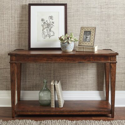 Wheaton Console Table Finish: Coffee