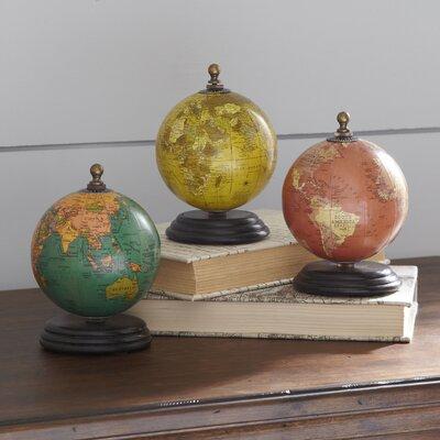 Mini Globe Set