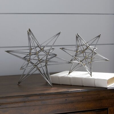 Metal Star Figurine