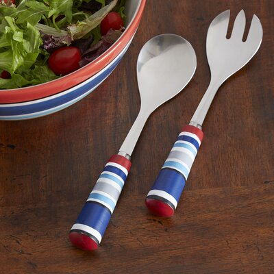 Beachwood 2 Piece Salad Servers Set