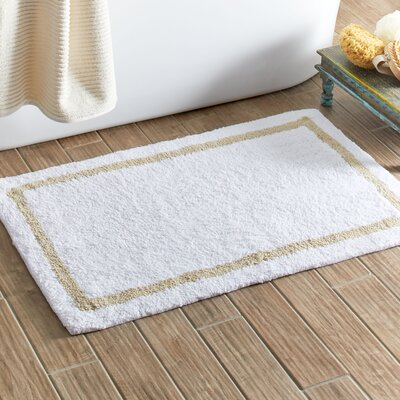 Bessemer Bath Mat Color: Tan