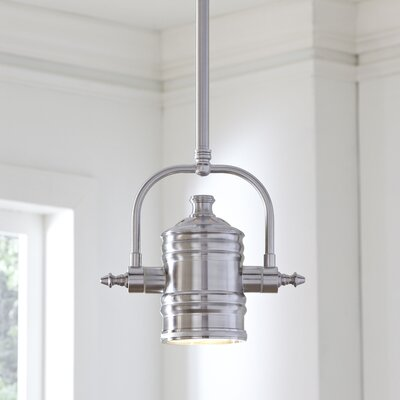 Springdale Pendant Finish: Satin Nickel