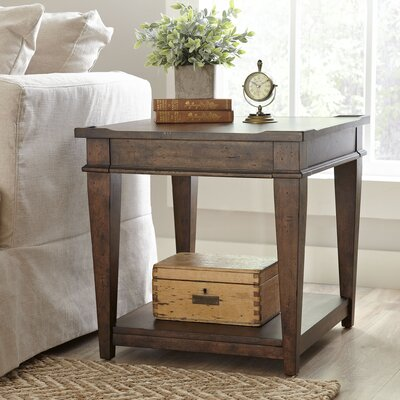 Wheaton Side Table Finish: Coffee