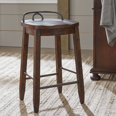 Piedmont Counter-Height Stool Finish: Coffee