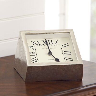 Moreno Table Clock