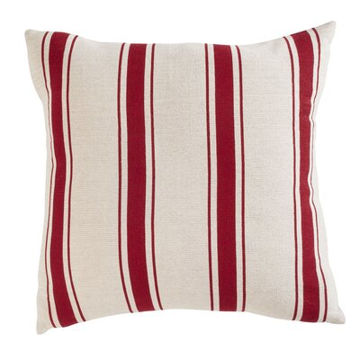 Cannes Striped Pillow Cover