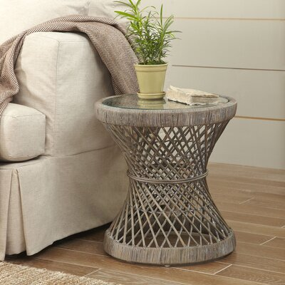 Ridgevale Rattan Side Table