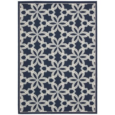 Milo Indoor/Outdoor Rug Rug Size: 93 x 129