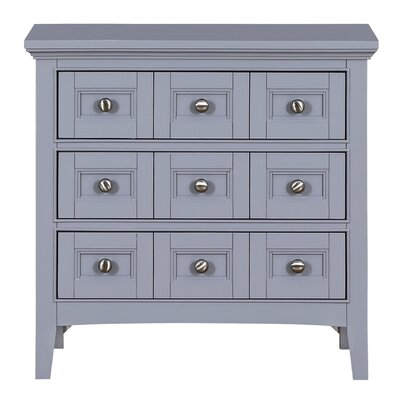 Tilton Nightstand Finish: Gray