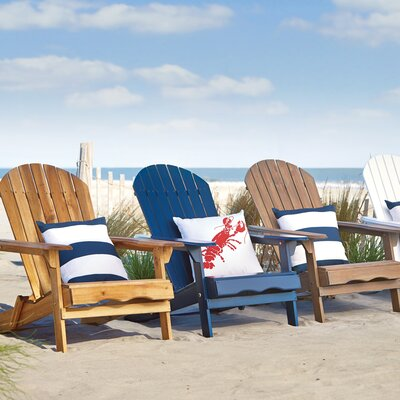 Ridgeline Foldable Adirondack Chair