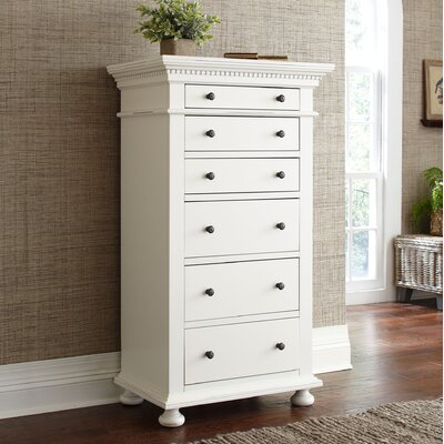 Dobson Lingerie Chest Finish: White