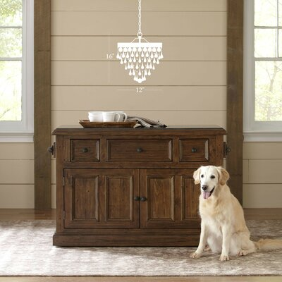 Sturbridge Pendant Finish: Chrome
