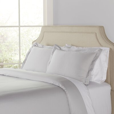 Kelly Duvet Set Size: King, Color: Gray