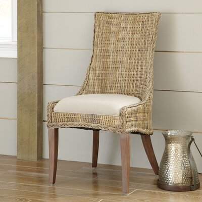 Topher Wicker Side Chair (Set of 2)