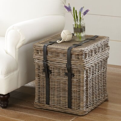 Jenkins Rattan Side Table