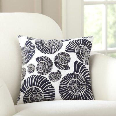 Hidden Depths Beaded Pillow Cover