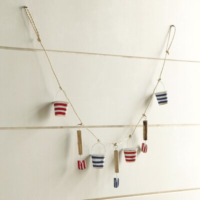 Beach Tools Garland