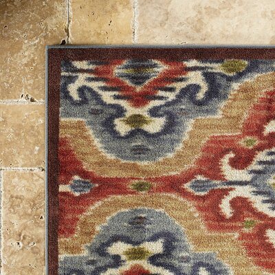 Mystic Ikat Indoor/Outdoor Area Rug