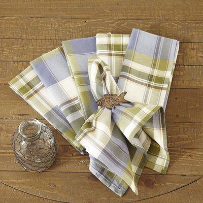 Robinson Plaid Napkins