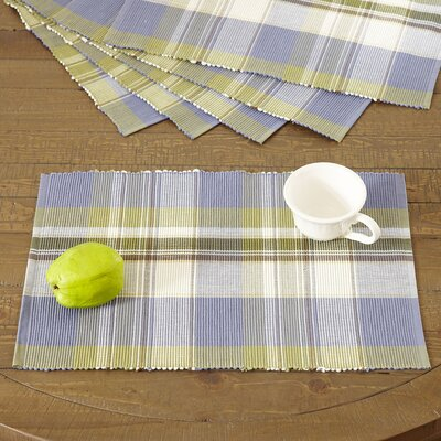 Robinson Plaid Placemats