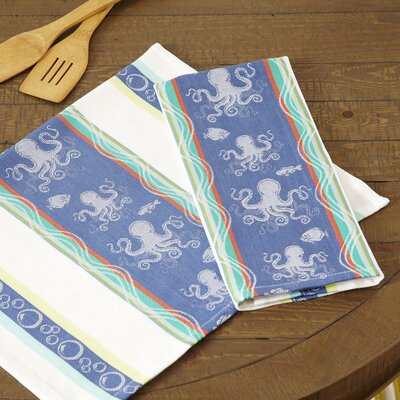 Underwater Dish Towels