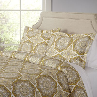 Andrea Duvet Set Size: Full/Queen