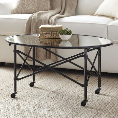 Minot Coffee Table Color: Black