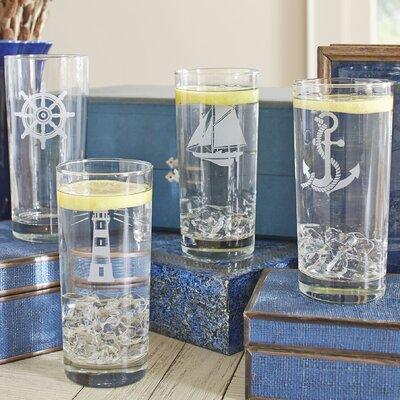 Nautical Highball Glasses