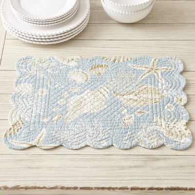 Sanibel Reversible Placemats (Set of 6)