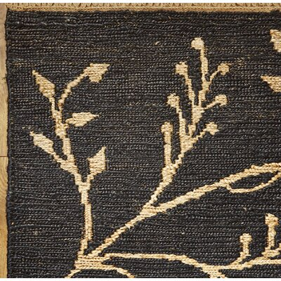 Jo Hand-Woven Area Rug Rug Size: Rectangle 5 x 8