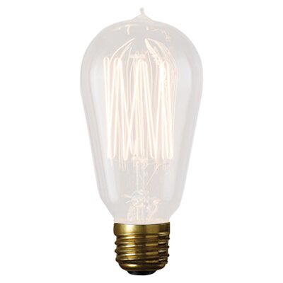 Birch Lane 60 Watt Tapered Edison Bulb (Set of 4)